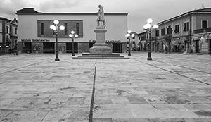 MONTANELLI AND AMENDOLA SQUARES, FUCECCHIO